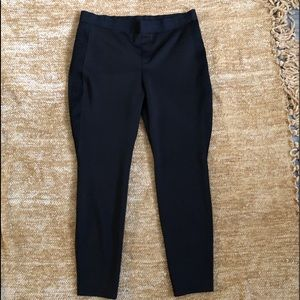 Elie Tahari For Design Nation Black Pants